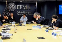 Photo of FEMA Conducts Hurricane Exercise in D.C.