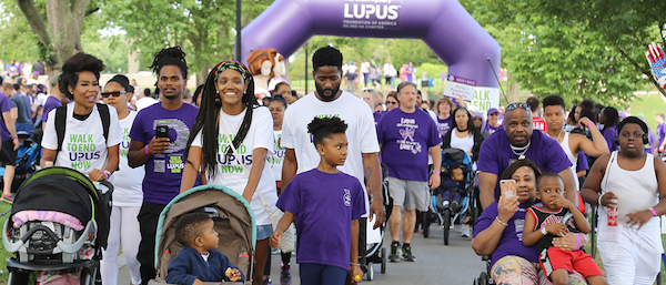 Courtesy of Lupus Foundation of America
