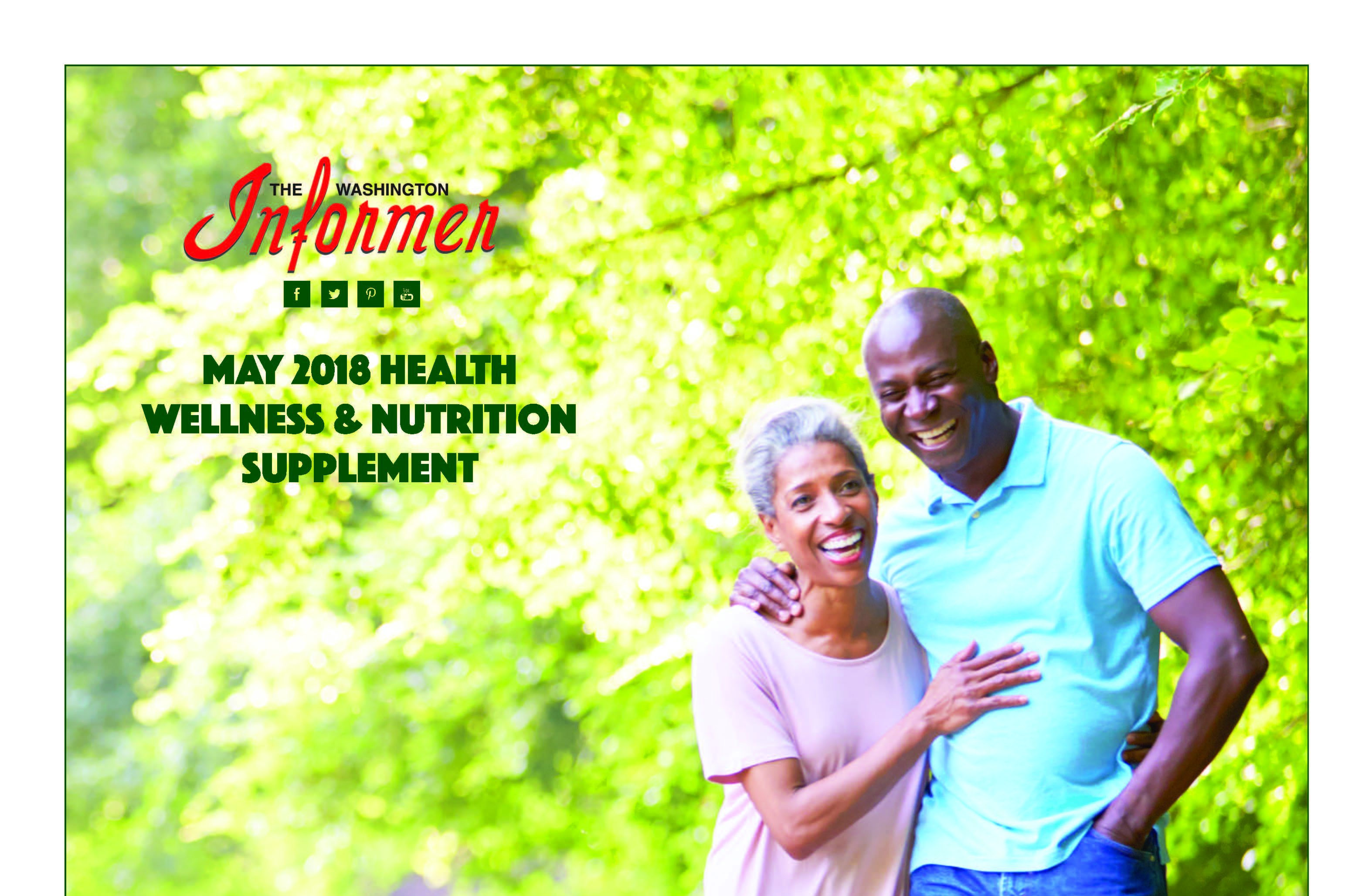 Photo of May 2018 Health, Wellness & Nutrition Supplement