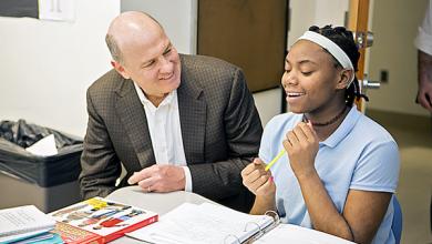 Scott Pearson, executive director of the D.C. Public Charter School Board (Courtesy of DCPCSB)