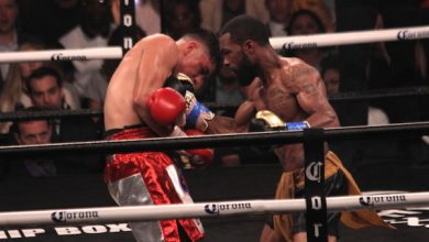 Photo of Gary Russell Jr. Defeats Joseph Diaz, Defends Featherweight Crown