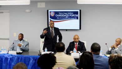 Photo of Hopefuls for Prince George's Sheriff, State's Attorney Spar in Forum