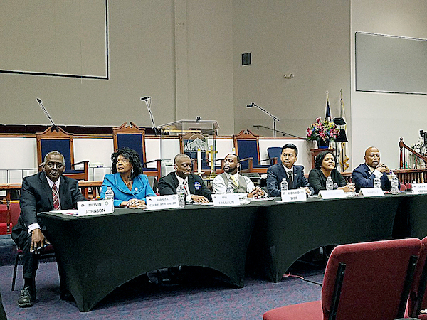 Photo of Prince George's County Council Hopefuls Pitch Platforms at Forum