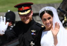 Photo of African Americans Prominent in Royal Wedding