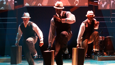 Photo of Step Afrika!'s 'The Migration' Returns to D.C.