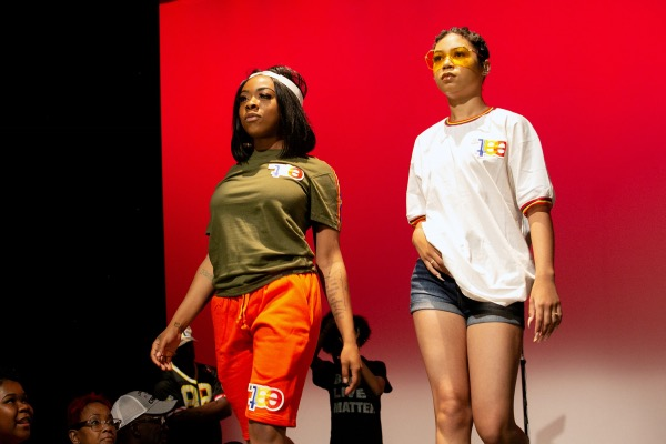 Photo of EAT, DYRS Co-Host Youth Fashion Show