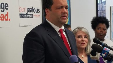 Photo of Jealous Turns Attention to General Election Battle Against Hogan