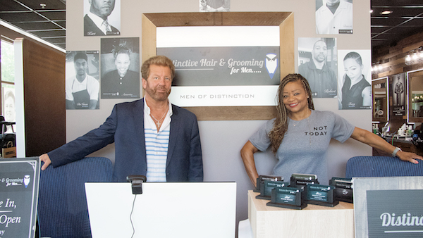 Photo of Upscale Barbershop Opens in Mitchellville