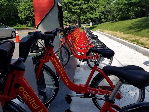 Photo of Prince George's County Launches Capital Bikeshare