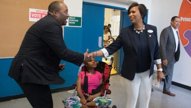 Photo of Mayor Bowser, Incumbents Win Easily in Primary