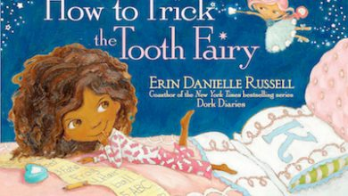 Photo of BOOK REVIEW: 'How to Trick the Tooth Fairy' by Erin Danielle Russell, Illustrated by Jennifer Hansen Rolli
