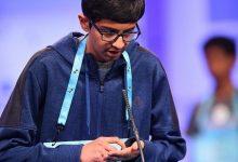 Photo of Texas 8th-Grader Karthik Nemmani Wins 2018 Scripps National Spelling Bee