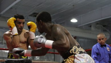 Photo of Quigley-Serrano Championship Bout Ends In No-Contest