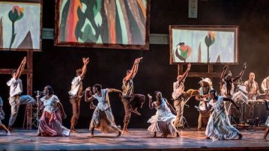 Photo of Step Afrika! Returns Home After Broadway Success