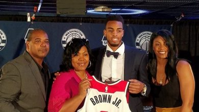 Photo of Wizards Welcome Top Draft Pick Brown to D.C.
