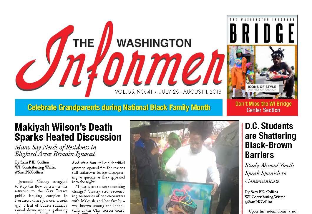 Photo of 7-26-18 Informer Edition