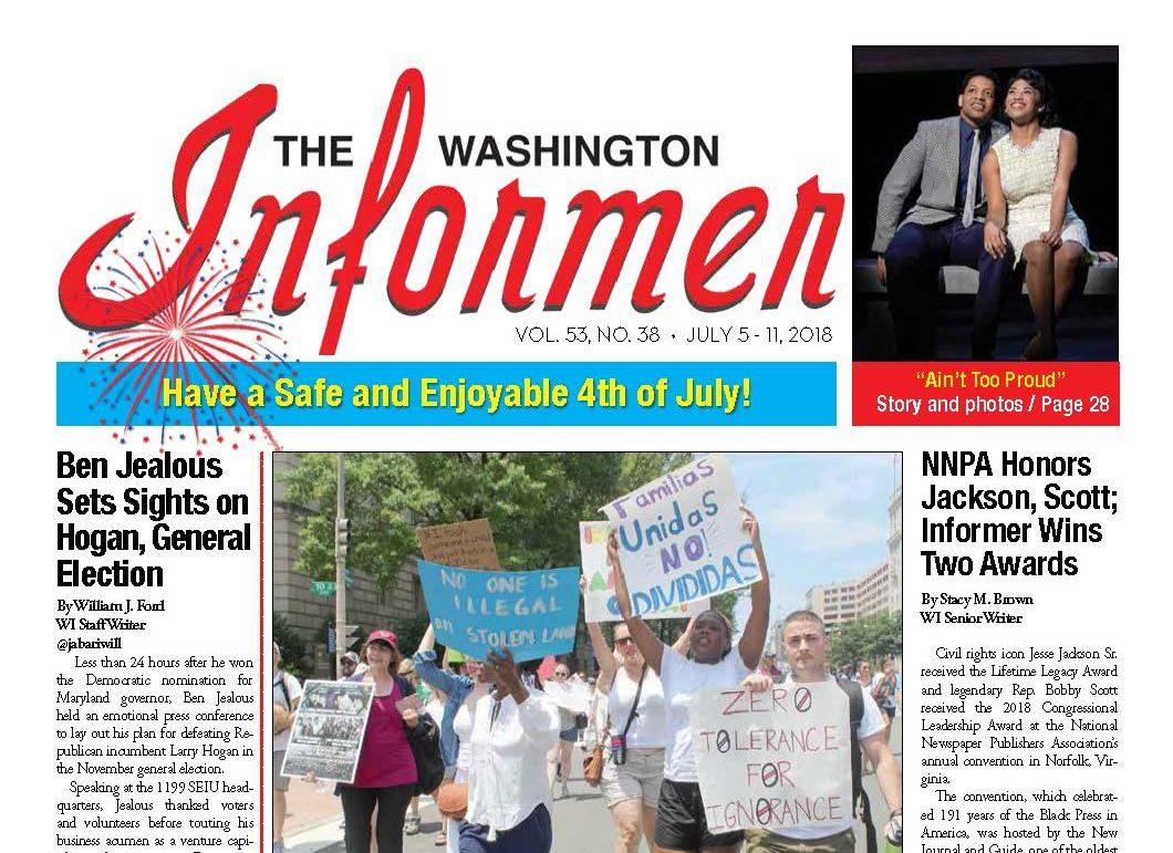 Photo of 7-5-18 Informer Edition