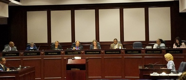 Prince George's County Council voted to reorganize its committee structure for the first time in 25 years. (William J. Ford/The Washington Informer)