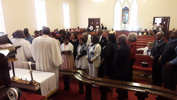 Photo of Black Churchgoers Less Likely to Have Mental Health Issues: Report