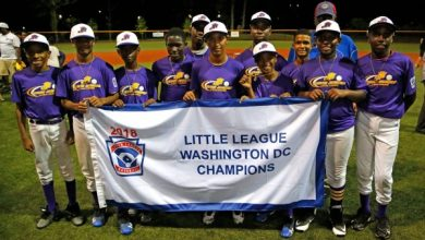 Photo of D.C.'s All-Black Little League Team Wins Championship
