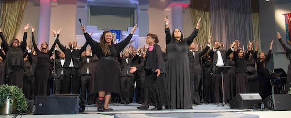 Eastern High Choir Alums Go Old-School at Md  Church | | The