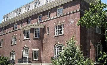 The Grand Old Lady building in D.C. (Courtesy of the National Trust for Historic Preservation)
