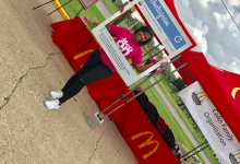 Photo of New Orleans Resident Youngest Black Woman to Own McDonald's Franchise
