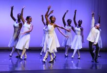 Photo of Youth Ballet Performance at THEARC