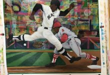 Photo of D.C. Artist Remembers Negro Leagues as All-Star Game Looms
