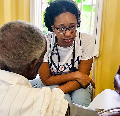 Photo of Howard U. Medical Caravan Visits Haiti