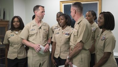Photo of Navy OKs Cornrows, Other Hairstyles for Female Enlistees