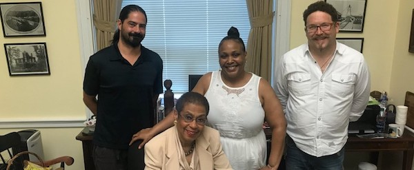 Photo of D.C. Woman Spearheads National Marijuana Bill