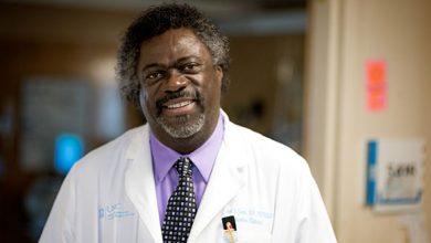 Photo of Dr. Ernest Grant to Preside over Nationwide Nurses Association