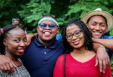 Photo of Mandela Fellows Arrive in U.S.