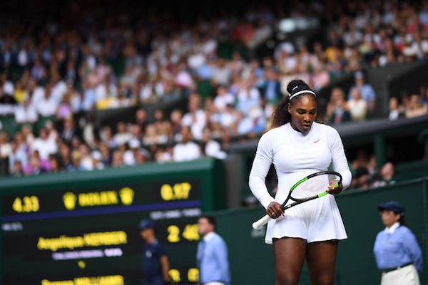 Photo of Serena Williams' Iconic Wimbledon Run Makes Her a Champion for Working Mothers