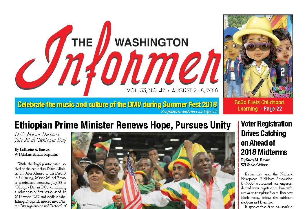 Photo of 8-2-18 Informer Edition