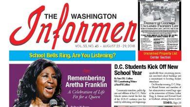 Photo of 8-23-18 Informer Edition