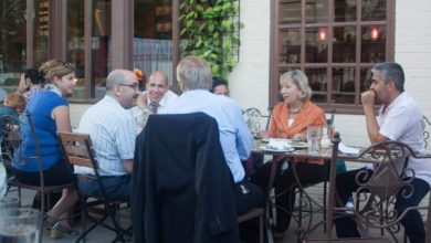Photo of Silver Spring, Takoma Park Team for Annual Restaurant Week