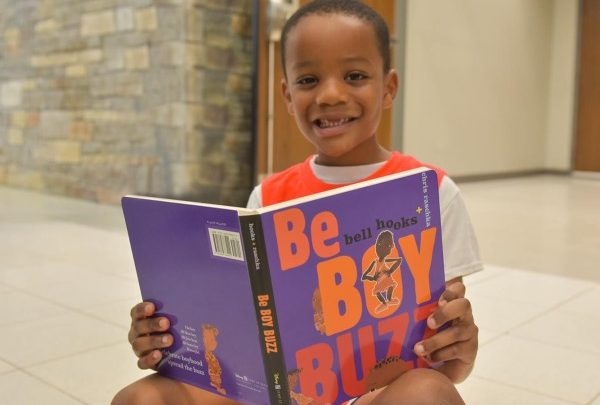 Reading is a skill for life. (Courtesy of DCPS)
