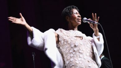 Photo of Aretha Concert Film Set for Release Next Year