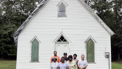 Photo of Community Rallies to Preserve Historic Eastern Shore Church