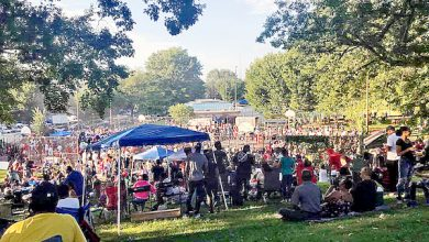 Photo of Nonviolence at the Center of Annual Cookout