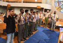 Photo of Eagle Scouts Spread Wings, Bound for College