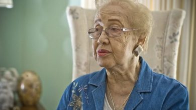 Photo of Katherine Johnson of 'Hidden Figures' Turns 100