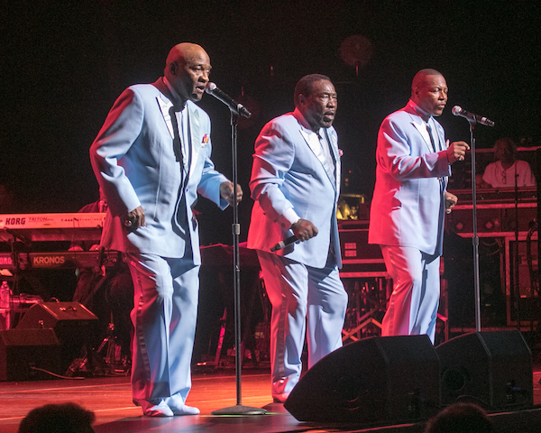 Photo of O'Jays, Gladys Knight Sensational in Wolf Trap Concert