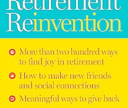 Photo of BOOK REVIEW: 'Retirement Reinvention' by Robin Ryan
