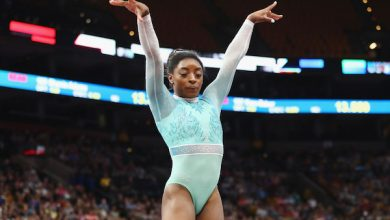 Photo of Simone Biles Now Most Decorated Gymnast Ever