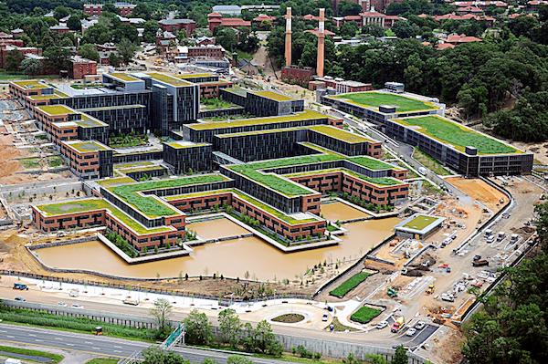 St. Elizabeths Campus in Southeast (Courtesy photo)