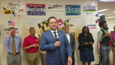 Photo of Md. Gubernatorial Race in Full Swing