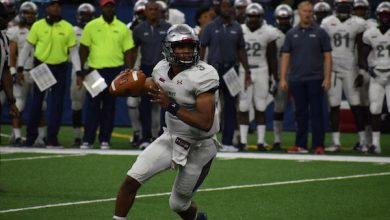 Photo of HU Outlasts Wildcats in MEAC Opener